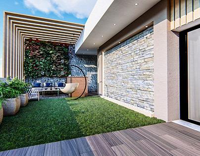 Design Terrasse Etage