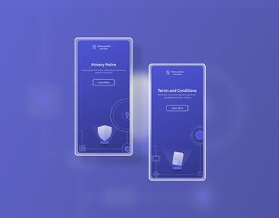 Neracha.kan Mobile Design