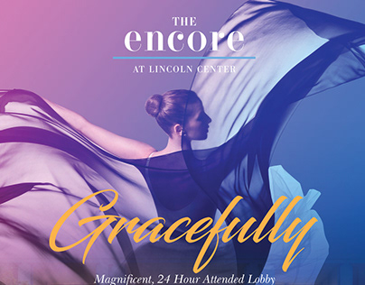The Encore Ad Campaign