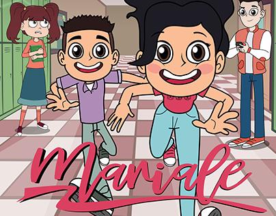 Mariale: Cartoon series