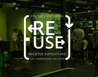 Logotipo para REUSE - Grupo Ext