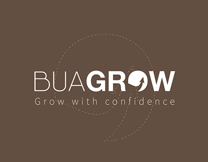 BUAGROW | Logo & Identity