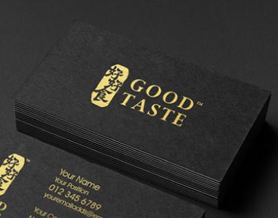 Good Taste Identity