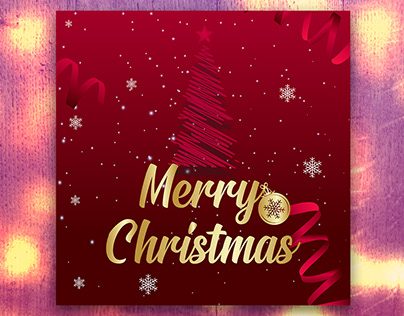 Christmas Flyer and Social Media Banner