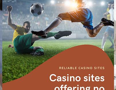Casino sites offering registration bonus