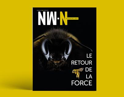 Magazine généraliste de la planète Nova