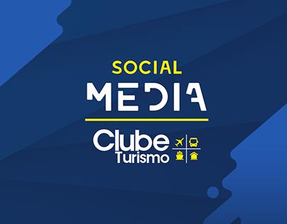 Social Media - Clube Turismo