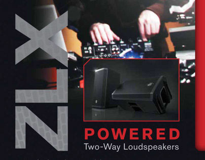 Pro Audio Product Brochure