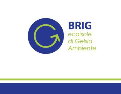 BRIG - vestizione isole ecologiche