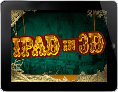 2010 - iPad 3d Concept (FPS)