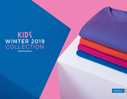 Naga Enfant Winter 2019 Collection