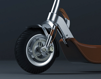 KOLOBRNDA electric scooter