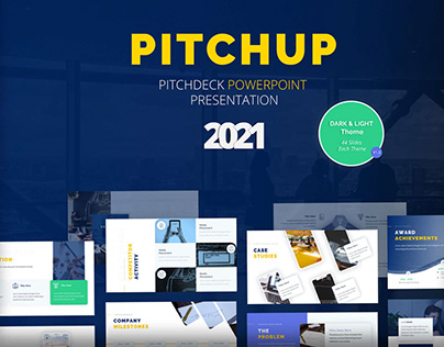 Pitchup Powerpoint & Keynote Template