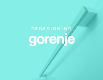 Gorenje Redesign Concept