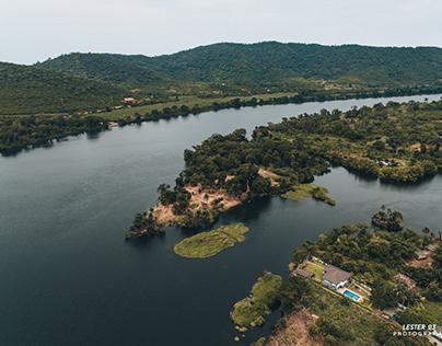 Akosombo, Afrikiko River Resort