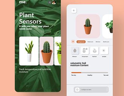 Indoor Plant App