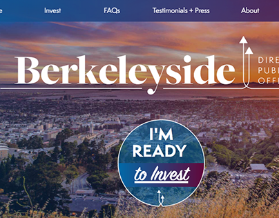 Berkeleyside DPO Investment Site