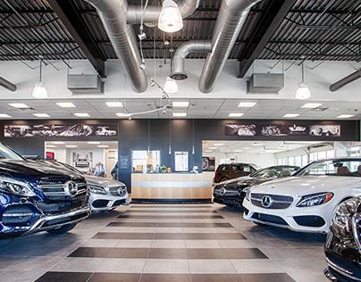 Mercedes-Benz of Centerville for Car Biz Today Magazine