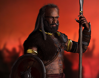 Etiru - Warkânu Character Concept
