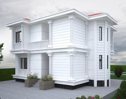 traditional villa design