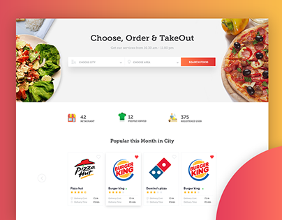 Foodviser online food delivery website