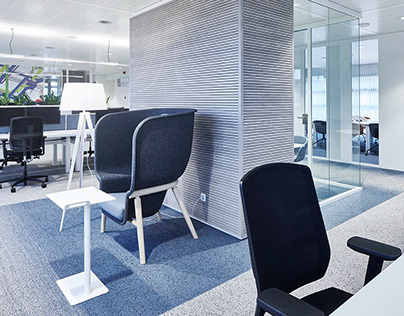 2019: An office for engineers by M+R