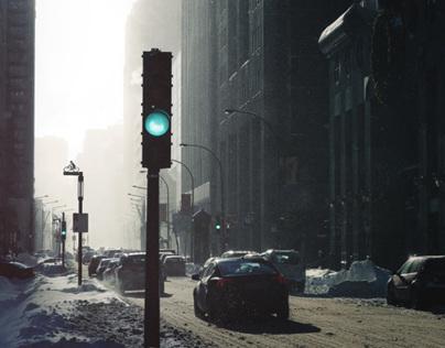 MTL x NYC January 2013