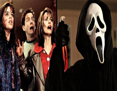 Scream5 Releases A New Photo Teases Return of Ghostface