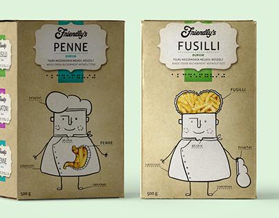 Friendly's Pasta