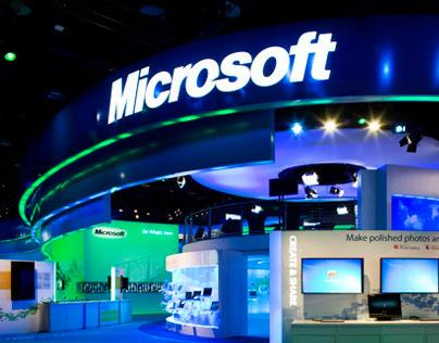 Microsoft at CES 2010 & 2011