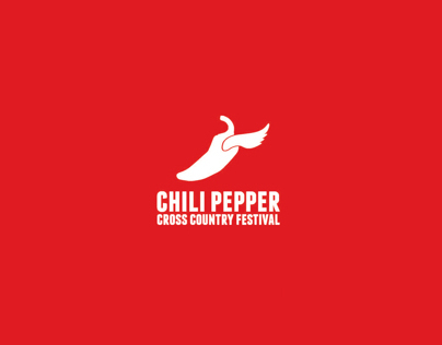 Chili Pepper Festival Branding