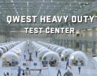 Qwest Heavy Duty Internet - Video