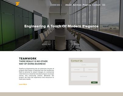 TaskForce Website