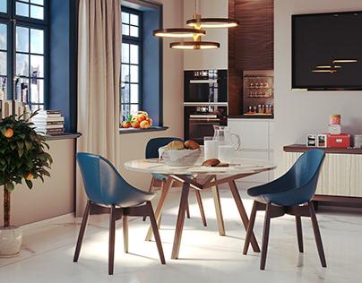Кухня IKEA