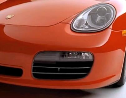 Porsche Boxster Reinvented - Video/Print