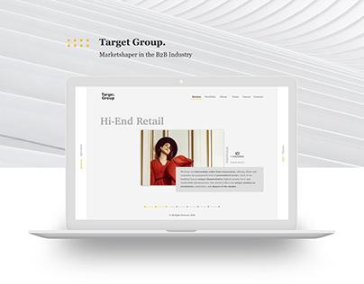 Target Group Website