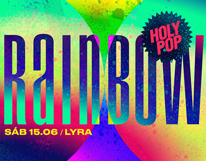 HolyPop Rainbow