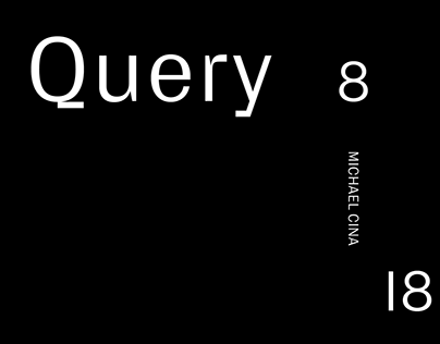 Query Typeface