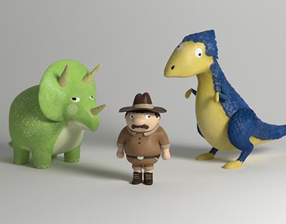 Little Jurassic
