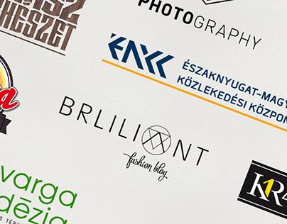 Logo Designs 2013–2016