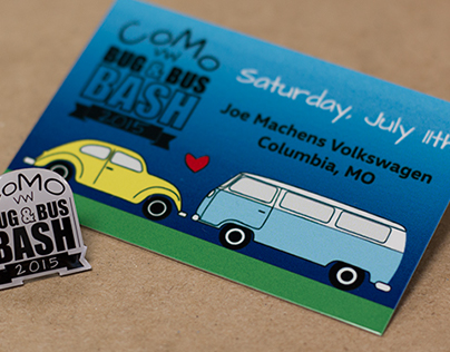 CoMo Bug & Bus Bash 2015