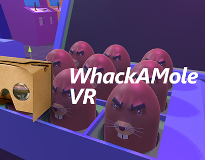 WhackAMole VR