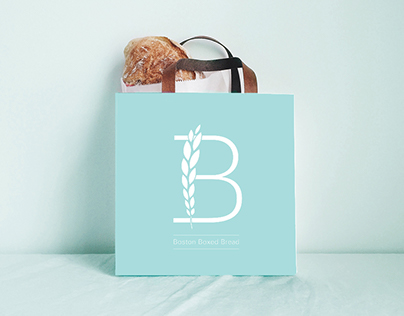 Boston Boxed Bread | Branding