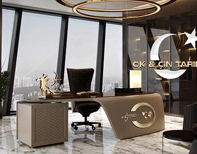 OK&ÇİN Tarım İrfan DEMİROK, Mehmet APÇİN Brand & LOGO