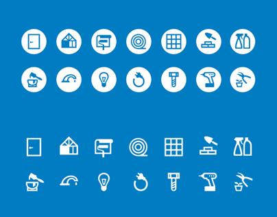 Construction&Building Icon Set