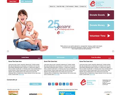 Eastside Baby Web Design