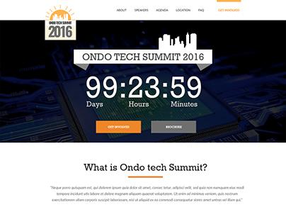 Ondo Tech Summit