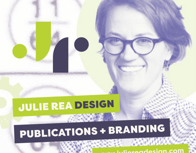 Self Promo // Julie Rea Design