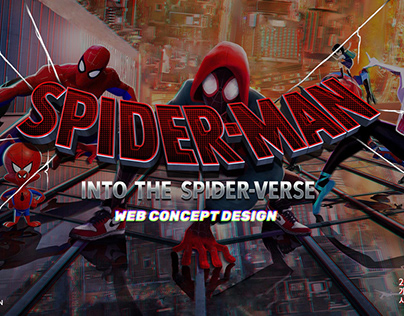 SPIDER-MAN WEB DESIGN