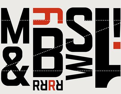 Free Brut Gothic Sans Serif Font